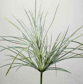formano Gräser Zweig in Antik Weiß, 48 cm