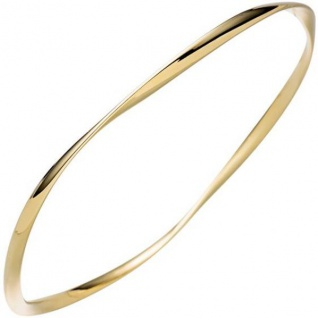 Armreif Armband 925 Sterling Silber gold vergoldet