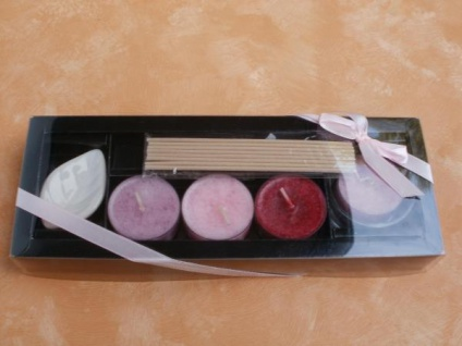 Duft-Räucher-Set in vier verschiedenen Farben - Vorschau 2