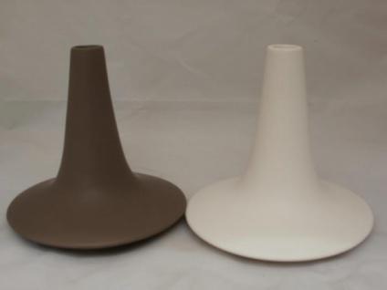 Raumduft-Vase in Weiß, 13, 5 cm hoch