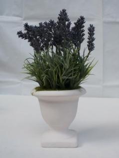Lavendel im Topf, Kunstblume, 25, 5 cm hoch