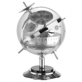 TFA Wetterstation Sputnik für innen, Barometer, Thermometer