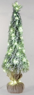 formano Deko Tanne mit LED Beleuchtung 80 cm