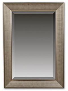 Formano Wandspiegel aus champagner lackiertem Kunststoff 70x50 cm - Vorschau