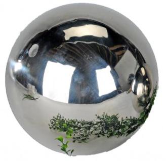 Formano Dekokugel aus Edelstahl glänzend 20 cm