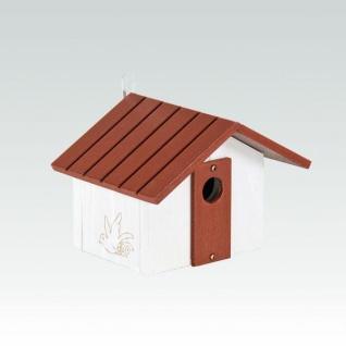 FOP Nistkasten Nido N02 aus Holz, 22 cm