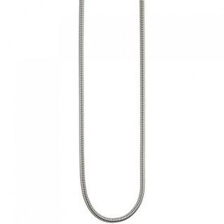 Schlangenkette 925 Sterling Silber 2, 9 mm 50 cm Kette Halskette - Vorschau 2