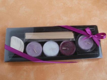 Duft-Räucher-Set in vier verschiedenen Farben - Vorschau 5