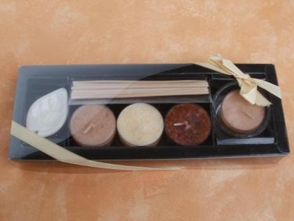 Duft-Räucher-Set in vier verschiedenen Farben - Vorschau 3