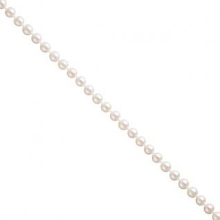 Akoya Perlen Schnur weiß Durchmesser ca. 7-7, 5 mm ohne Schließe