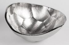 formano Deko Schale Palazzo Bogen aus Aluminium, 16 cm