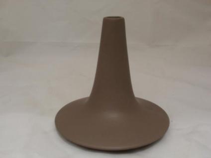 Raumduft-Vase in Braun oder Weiß, 13, 5 cm hoch