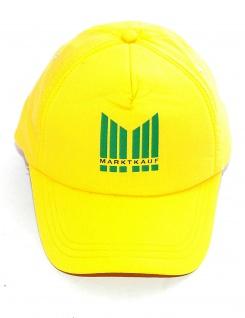 Marktkauf Cap Kappe Hut Schirmmütze Mütze