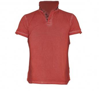 Herren Shirt T-Shirt Poloshirt Tank Top Kragen Hemd Kurzarm A810