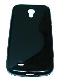 Handyhülle Mobilgerät Schutzhülle Tasche Silikon Hardcase passend für Galaxy S4 - Vorschau 4