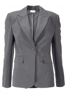 BPC Damen Blazer Jacke Sakko Jackett Anzug grau 914742 - Vorschau