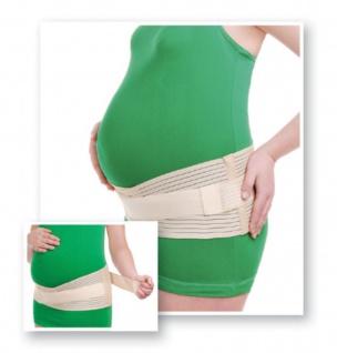 Unterstützung Bandage Schwangere Umstand Bauch Stütz-Gürtel Gurt elastisch 4505
