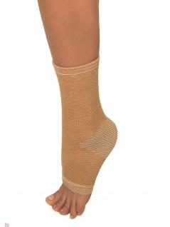 Bandage Sprunggelenk Fuß Strumpf Gelenk elastische Fixierung Baumwolle 7101