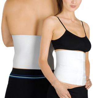 Gurt Bauch-stütze Rücken-stütze Nieren gürtel Mieder Stützgurt Baumwolle-9901
