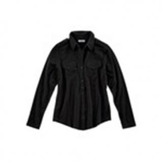BPC Damen Blusenshirt Bluse Hemd Shirt langarm Stretch schwarz Gr. 36 938738 - Vorschau