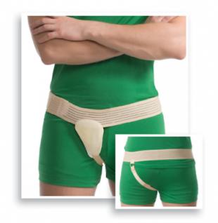 Bandage Bruch doppelseitig Bauch Gurt Stützung Leiste Hernie MT5001