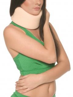 Bandage Hals Krause Fixierung Klettverschluss Nacken Stütze MT1001