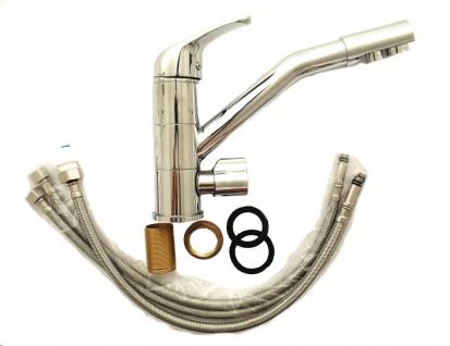 3 Wege Wasserhahn Wasserfilter für Osmose YM8806