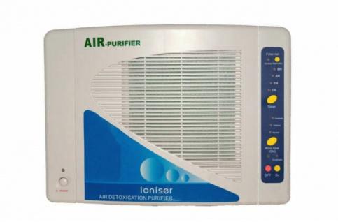 Luftreiniger Disenfektion Ozongenerator Ozon Gerät Ozonisator Ionisator 500mg/h