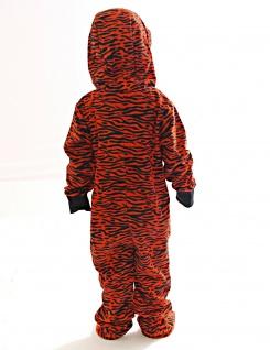 Kinder Schlafanzug warm Animation Jumpsuit Overall Tiere Nachtwäsche Store-21-F - Vorschau 3