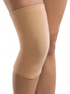 Kniegelenkbandage elastisch Sport Kniestütze Knieschoner Knie Bandage MT6002