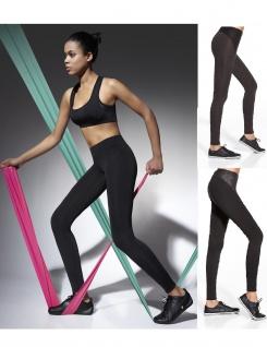 Sport Leggins Leggings Radler Jogging Yoga Fitness Trend Hose Activella Carbon