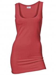 Rick Cardona Damen Shirttop Top Shirt Unterziehtop ärmellos rot 097952