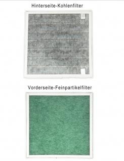 Hepa-Filter Kohlenfilter für Ozongenerator 500 Ozon-Gerät Luftreiniger Ionieser