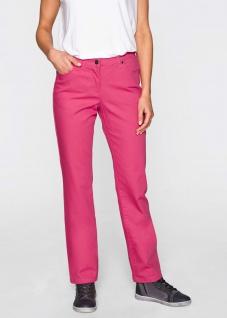 BPC Damen Stretchhose Hose Stretch Chino Jeans hellpink Gr. 34 940099