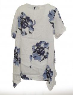 Joe Browns Damen Leinentunika Tunika Bluse Leinen Shirt 096091