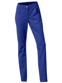 Mandarin Damen Chinohose Hose Chinos Stretch blau Gr. 34, 40 025202