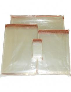 Beutel Selbstklebend Folien-Beutel Plastik-Tüten-Taschen ab 40 bis 460 mm
