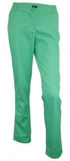 B.C. Damen Chinohose Hose Chino Stretch Kurzgröße jade 023360