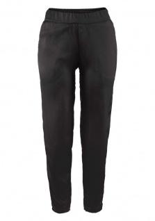 Buffalo Damen Pants Edno Dehnbund Hose Polyester schwarz Gr. 36 257230