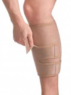 Bandage Unterschenkel Wärme Schoner Unterschenkelbandage Wadenmuskel 7620