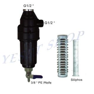 Vorfilter Wasserfilter Wasser Brunnenfilter Sandfilter Rückspülfilter Filter .