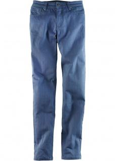 John Baner Damen Stretch-Jeans Skinny Hose Chino blau 947304