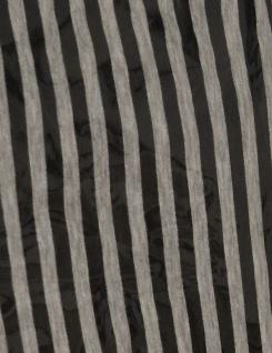 Schal Tuch Rund Streifen Halstuch Rundschal Umhängetuch 1m Damen Herren ENEC361 - Vorschau 2