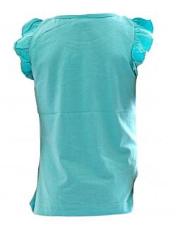 Kinder Mädchen Shirt Ärmellos bedruckt T-Shirt Bluse Top Tunika YG Icecream - Vorschau 3