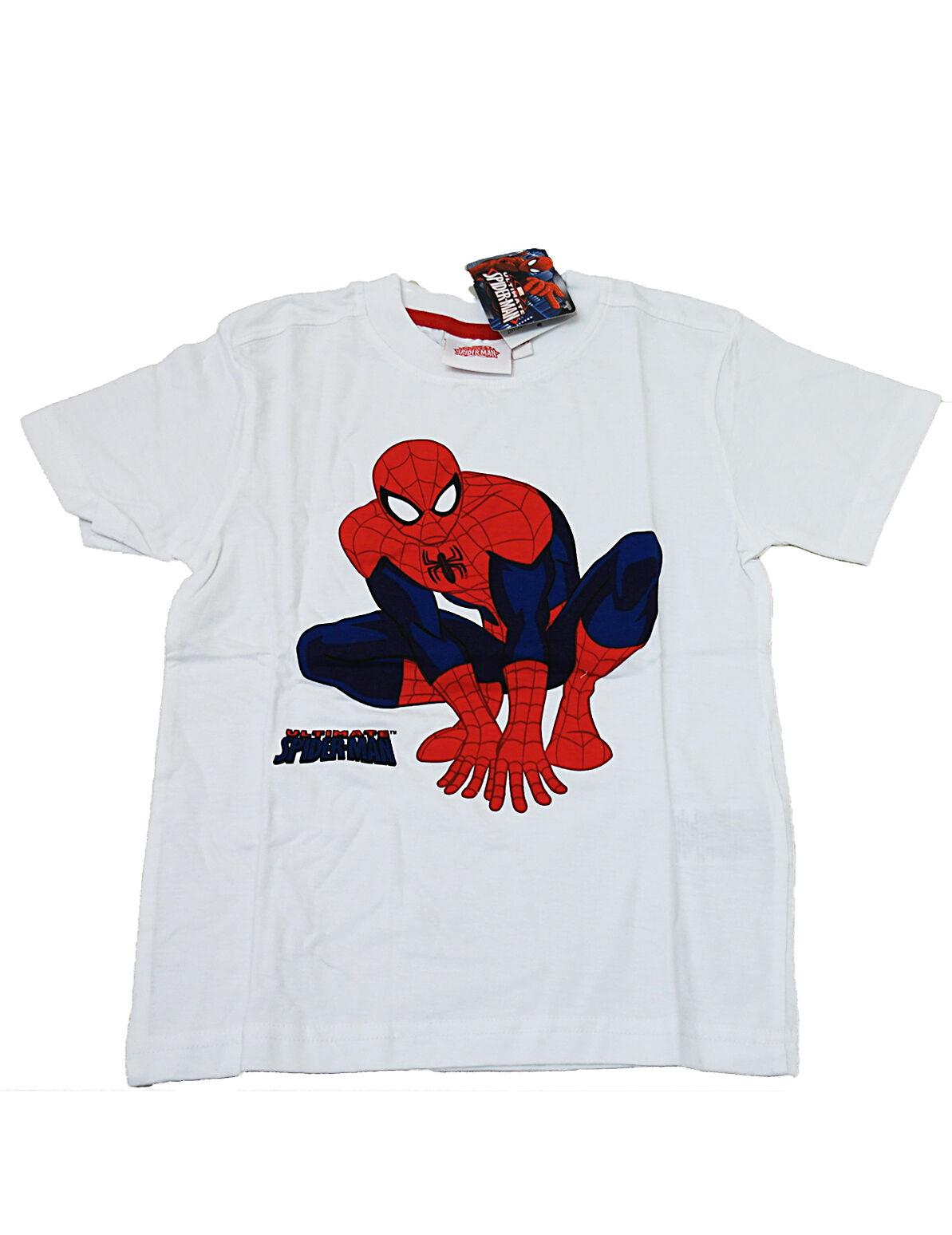 Spiderman kurzarm T-Shirt
