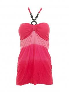 Bodyflirt Damen Top Shirt ärmellos pink Gr. 40 955177