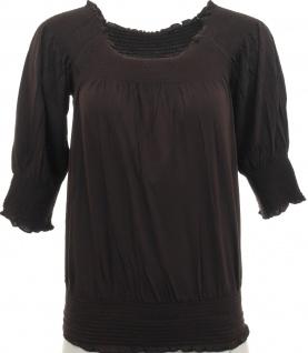 Venice Beach Carmenshirt Shirt Tunika Bluse Top T-Shirt Pullover Viskose 298044