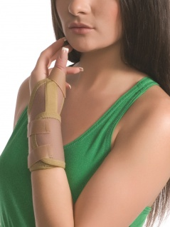 Bandage Proximales Hand-Gelenk Finger-Fixierung Schiene Daumen Aeropren 8552
