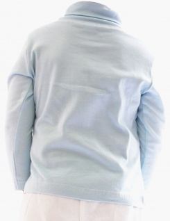 Kinder Mädchen Rollkragenpullover Shirt Langarm Pullover Rosen BFL-HN-02 - Vorschau 3