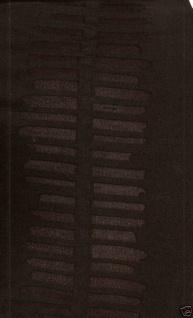 Strumpfhose 60 den Schwarz Blickdicht Muster Gr. L 3